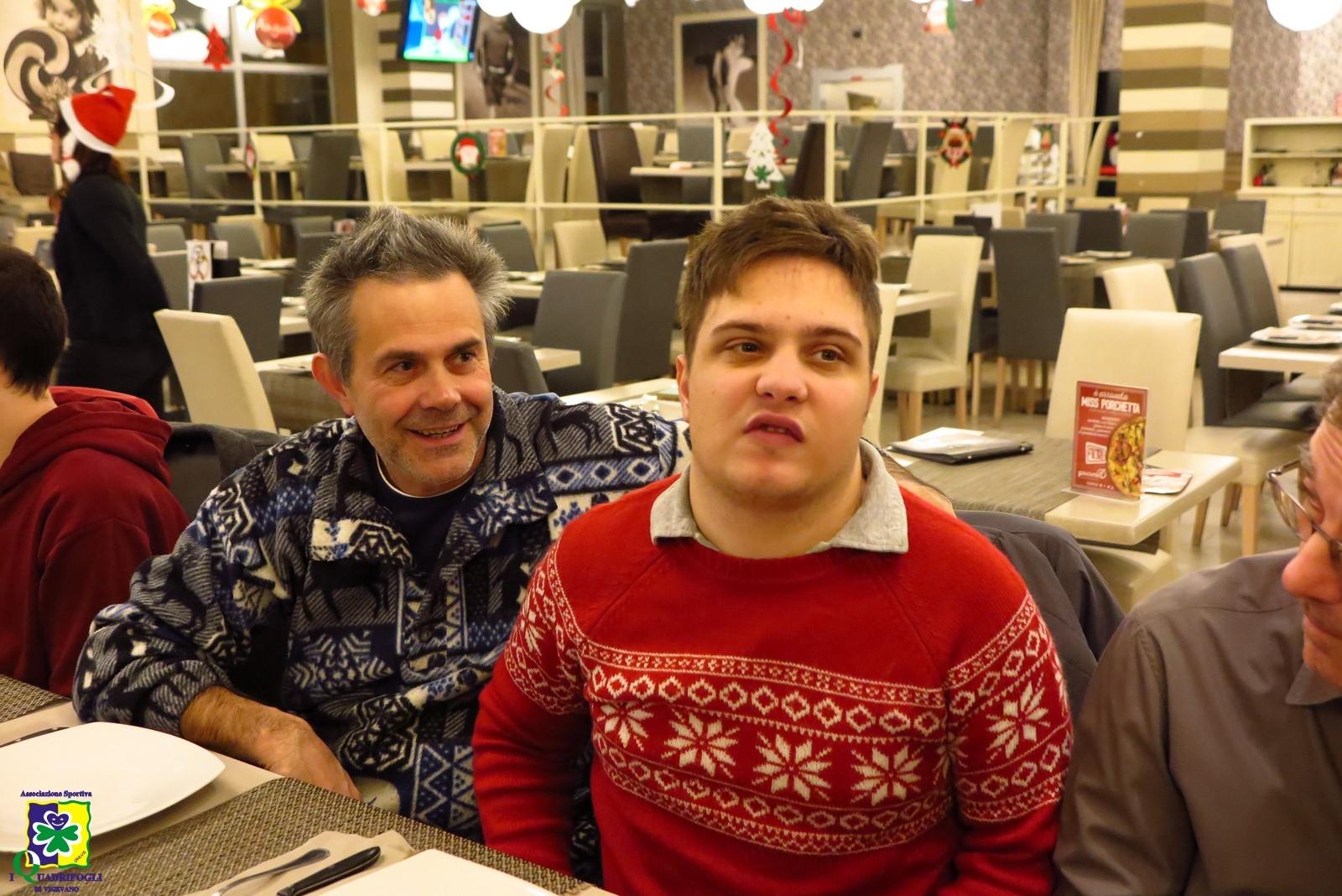 Cena di Natale iquadrifogli 18-12-2018 - 023