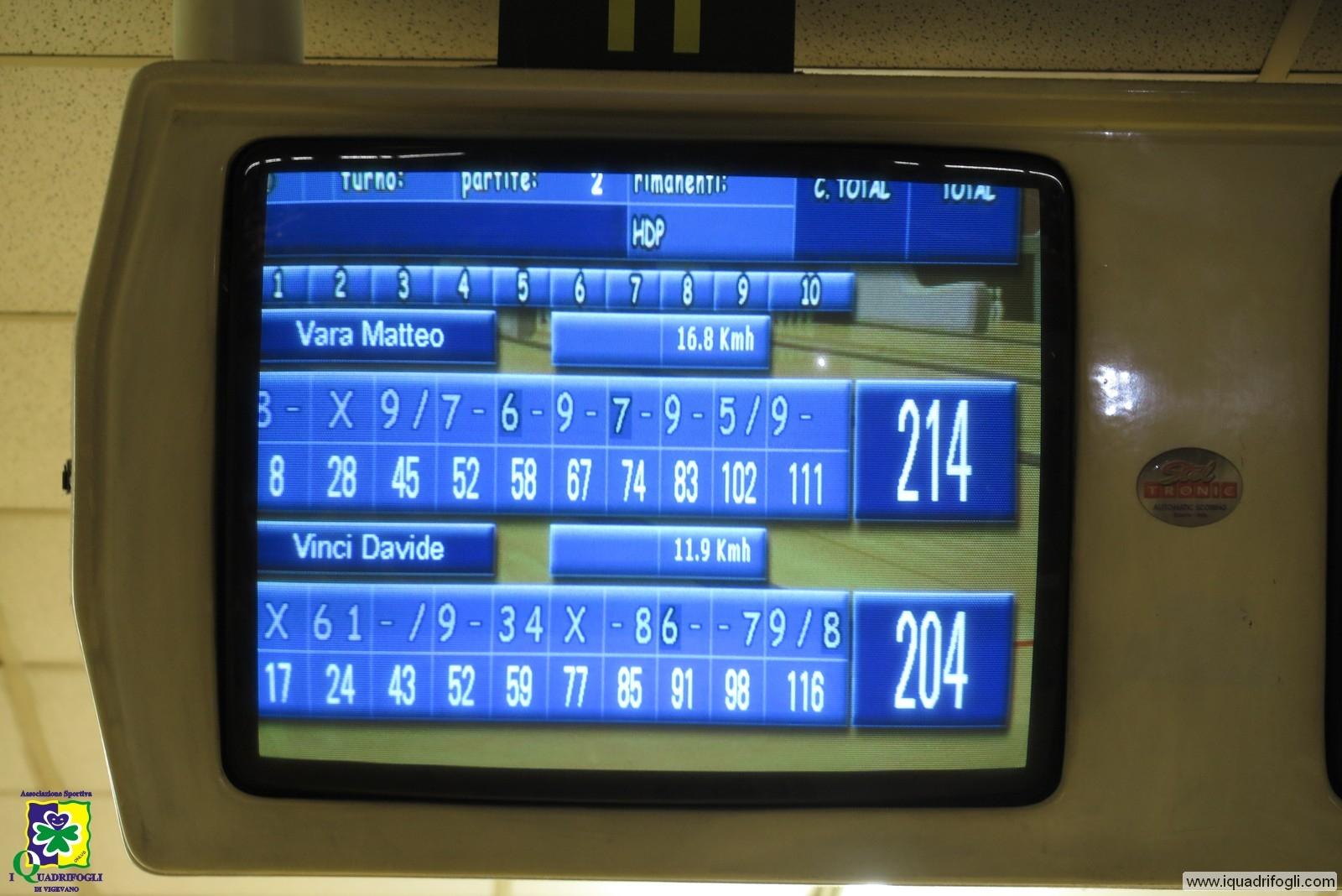 Bowling Nerviano 2019 - Regionali - 068