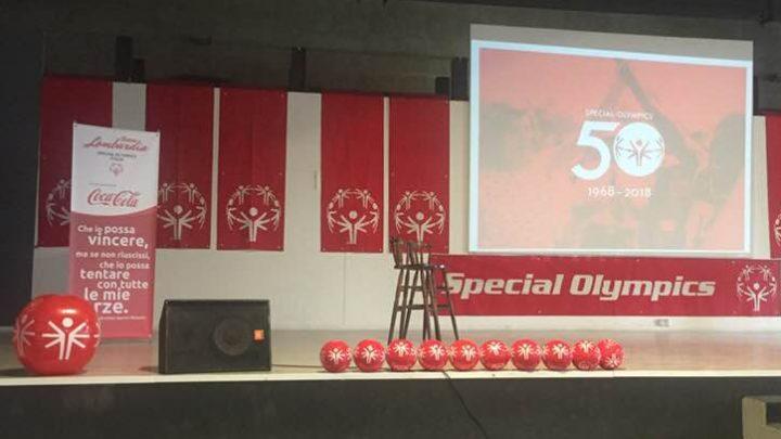 50° Special Olympics