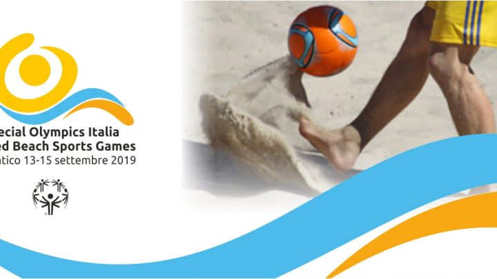 Unified Beach Sports Games- Cesenatico